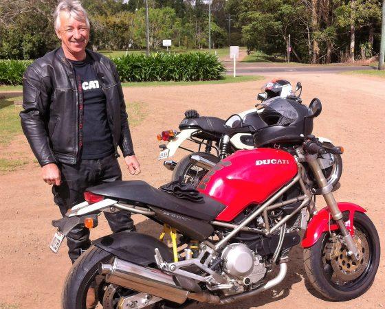 Ducati Mike